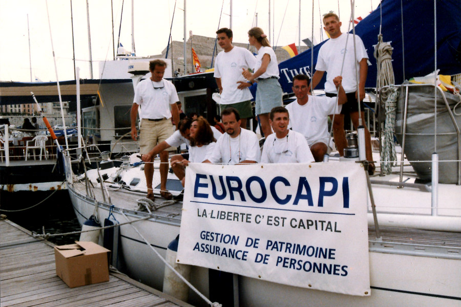 Eurocapi, sponsor des sports nautiques