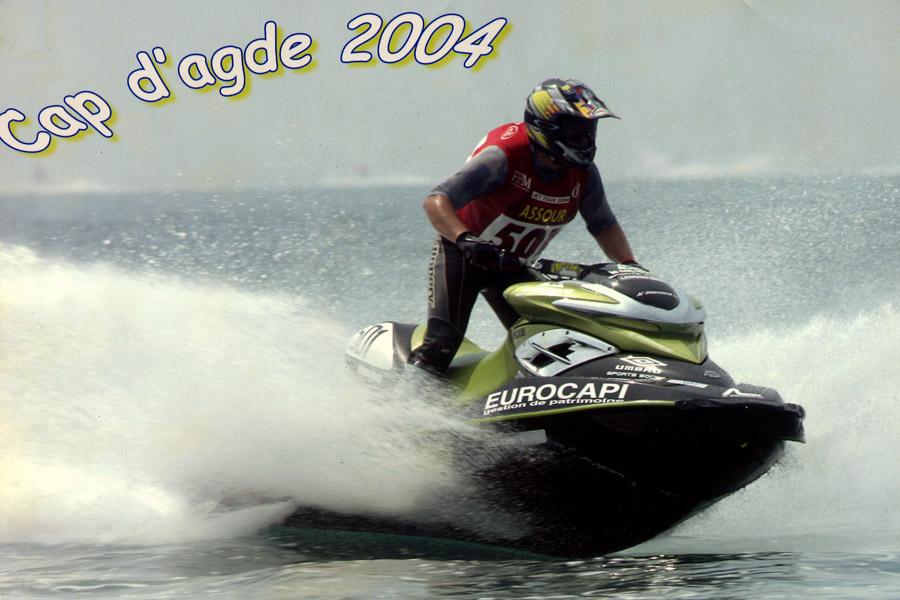 Sports nautiques, jet ski